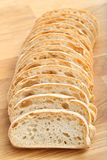 Delicious bread on the table Royalty Free Stock Images
