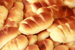 Delicious breads Stock Photography
