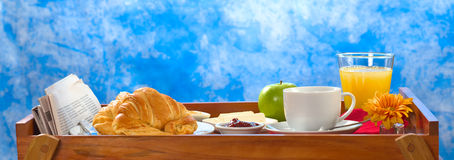 Delicious Breakfast Royalty Free Stock Photo