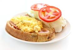 Delicious breakfast Stock Photo