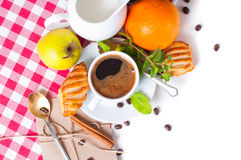 Delicious breakfast Royalty Free Stock Photography