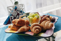 Delicious Breakfast Stock Images