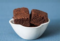 Delicious Brownies Royalty Free Stock Photo