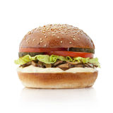 Delicious burger Royalty Free Stock Photos