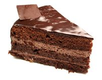 Delicious cake Stock Photography