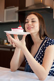 Delicious cake! Royalty Free Stock Photo