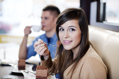 Delicious cake! Stock Photography