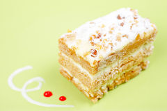 Delicious cake Stock Photo