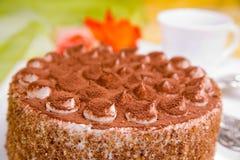 Delicious cake Stock Photos