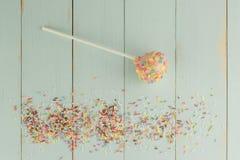 Delicious Cake pops Stock Photos