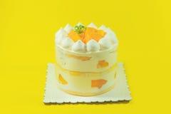 The delicious cake Stock Photos