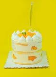 The delicious cake Royalty Free Stock Photos
