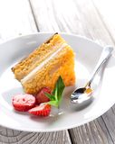 Delicious cake Royalty Free Stock Photos