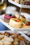 Delicious cakes Royalty Free Stock Photos