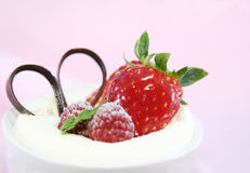 Delicious cakes Stock Photo