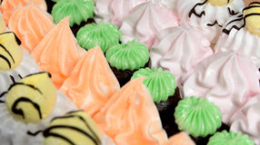Delicious cakes Stock Photography