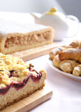 Delicious cakes Royalty Free Stock Photography