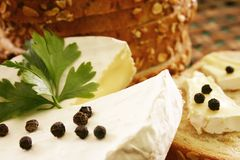 Delicious cheese Royalty Free Stock Photography