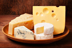 Delicious cheese Royalty Free Stock Photo