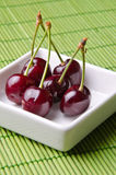 Delicious cherries Stock Image