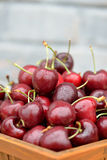 Delicious cherry Stock Photo