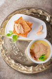 Delicious Chicken Pate Stock Image