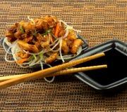 Delicious Chicken Teriyaki Stock Photos