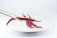 Delicios Chili Stock Image