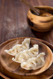 Delicious Chinese Food Dumplings Royalty Free Stock Images