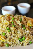 Delicious Chinese fried rice Royalty Free Stock Image