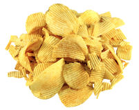 Delicious chips Royalty Free Stock Image