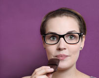 Delicious chocolate Royalty Free Stock Photo