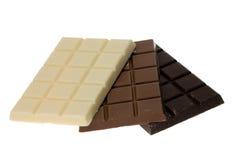 Delicious chocolate Royalty Free Stock Photos