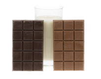 Delicious chocolate Royalty Free Stock Photography