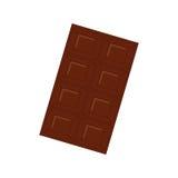 Delicious chocolate bar Stock Photos