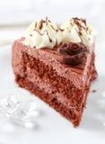 Delicious chocolate cake Royalty Free Stock Photo