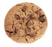 Delicious chocolate chip cookie Royalty Free Stock Photos