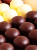 Delicious chocolate dessert Royalty Free Stock Photos
