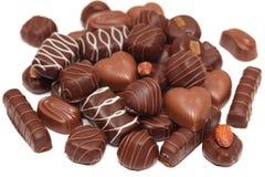 Delicious chocolate Stock Photos