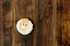 Delicious Christmas cookies Royalty Free Stock Photo
