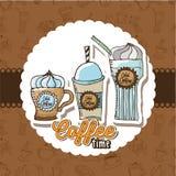 Delicious coffee Stock Photos