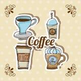 Delicious coffee Royalty Free Stock Photos