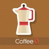 Delicious coffee Stock Image