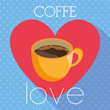 Delicious coffee Royalty Free Stock Image