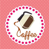Delicious coffee Stock Images