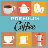 Delicious coffee Royalty Free Stock Photography