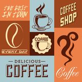 Delicious coffee  design Royalty Free Stock Photography