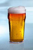 A delicious cold beer Stock Image