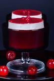 Delicious cold dessert Stock Photo