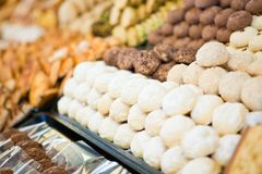 Delicious cookies Royalty Free Stock Photography